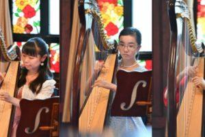 音楽教室プティタプティ 久留米で初のハープ教室がオープン 無料体験実施中!