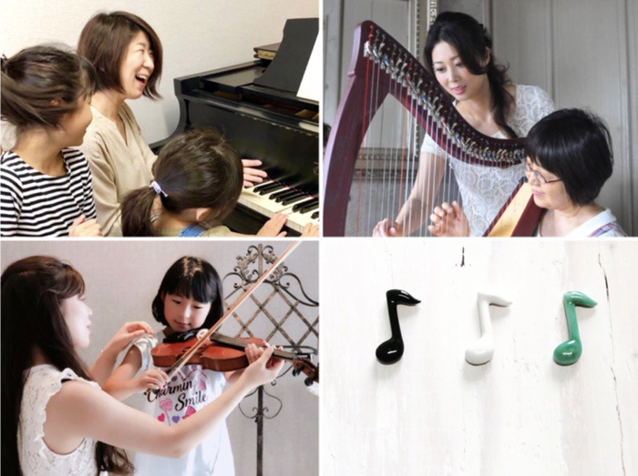 音楽教室プティタプティ コース