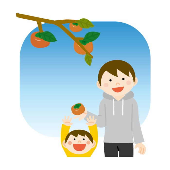 柿祭り&ヌーボー祭り 9軒の柿農園とワイナリーのヌーボー祭り