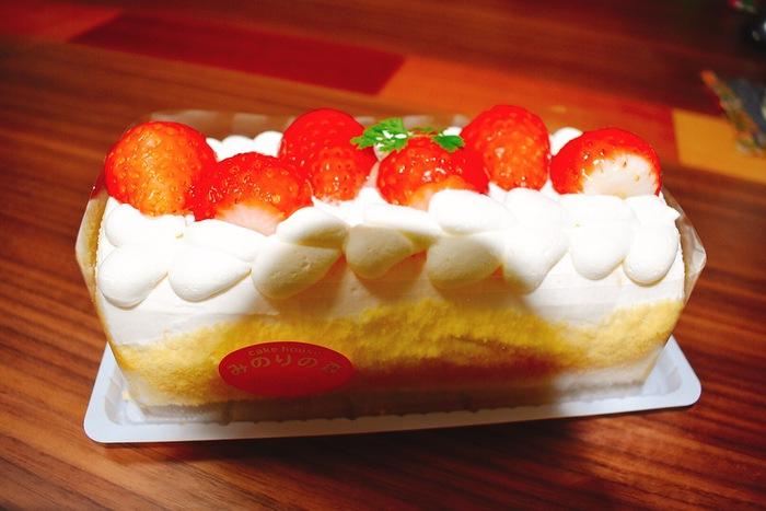 みのりの森のロールケーキ