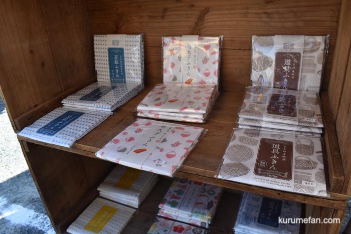 旅するマルシェ(くぬぎの丘マルシェ)in久留米百年公園 雑貨やハンドメイド店