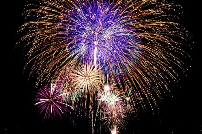 田主丸花火大会が今年を最後に終了 安全確保が困難のため 残念。。