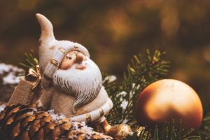 城島図書館 クリスマス会 大型絵本やパネルシアター開催