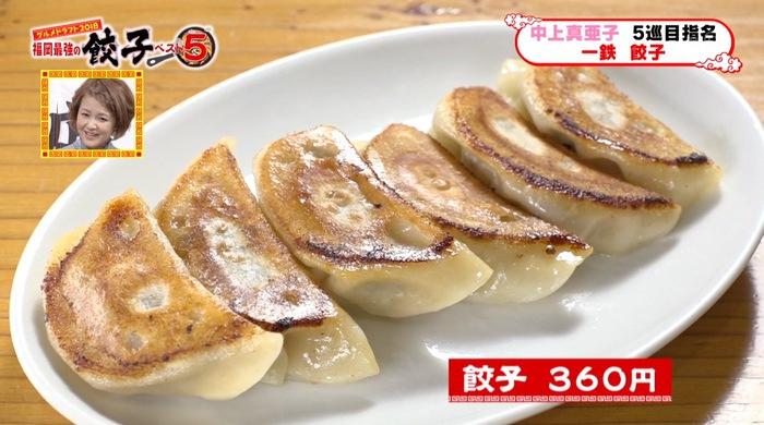 Fukuoka saikyou gyoza best5 r0012