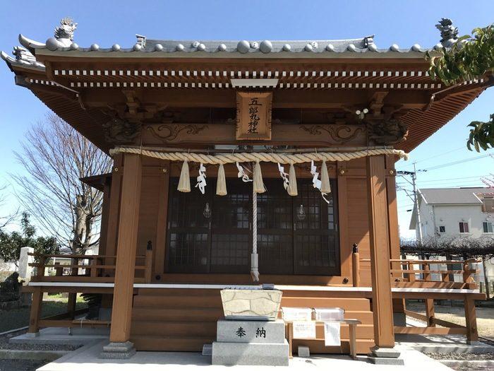 五郎丸神社 宮ノ陣町