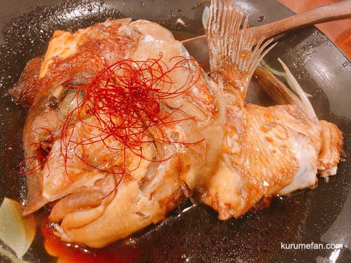MARUGOTO(まるごと)鮮魚定食 煮付け