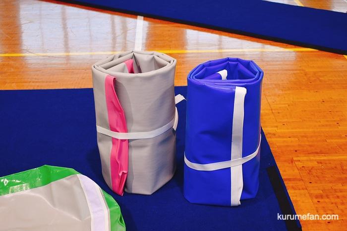 久留米市安武小学校体育館の自主練習場イベントデー 優勝賞品