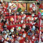 柳川市 ひな祭り さげもんめぐり2月11より開催 おひな様水上パレード