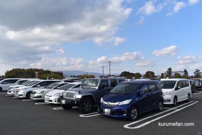 久留米ふれあい農業公園 駐車場