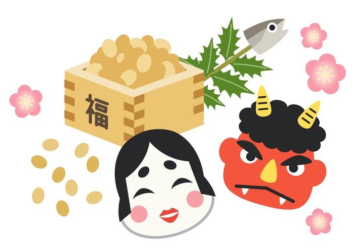 成田山 久留米分院「節分祭」約2万袋の福豆!豪華景品引換券もあり!