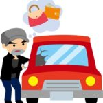久留米市三潴町で車上ねらいが連続発生 窓ガラスを割られ荷物が盗まれる