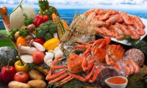 北海道フェア ボイル海老や本格中華が食べ放題!ホテルニュープラザ久留米