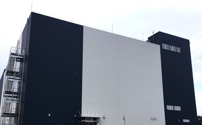 イニシオフーズ株式会社 九州工場 基山町に大手食品工場が4月オープン