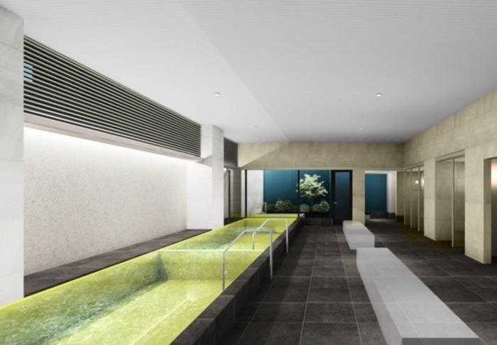グリーンリッチホテル久留米 大浴場(温泉)