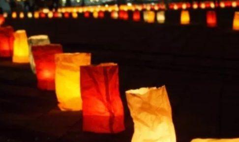 北野天満宮「千灯明祭」学問の神様・菅原道真公の御神霊に捧げる神事