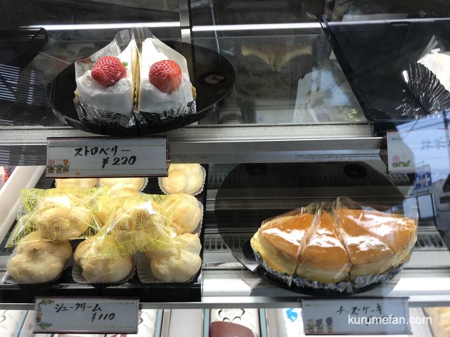 必勝堂御座船本舗 ケーキ