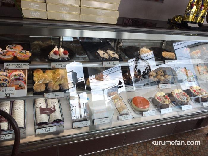 御座船本舗 必勝堂 洋菓子やケーキ