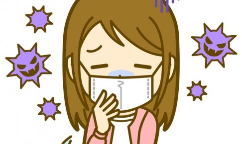 筑邦西中学校でインフルエンザによる学級閉鎖【久留米市】