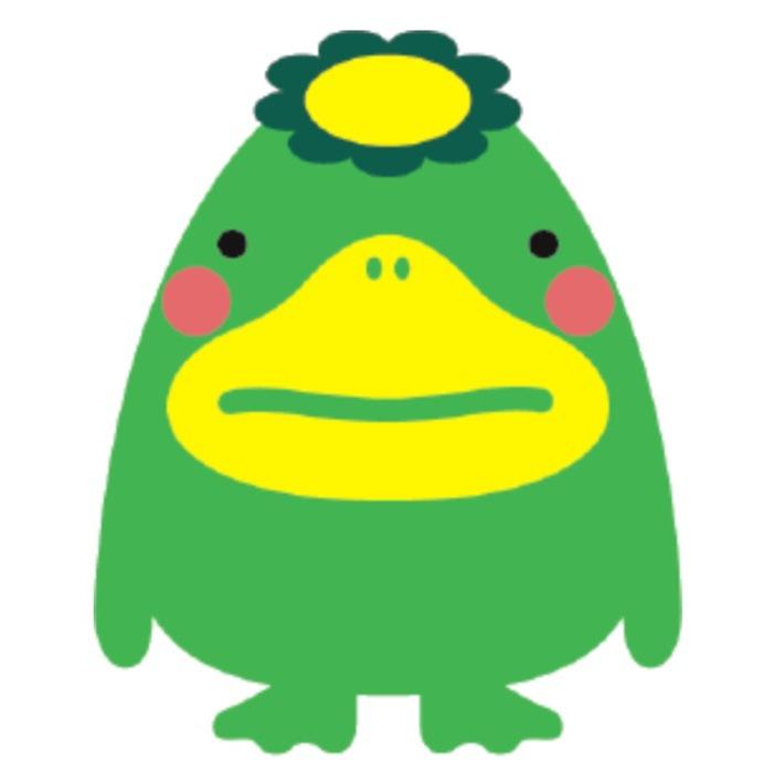 久留米市イメージキャラクター「くるっぱ」3月16日誕生日!6歳おめでとう!