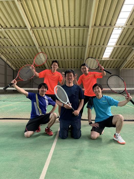 ブリヂストンスポーツアリーナ久留米 テニススクール 親切丁寧なコーチたち