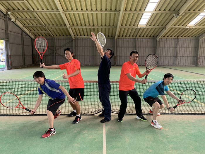 ブリヂストンスポーツアリーナ久留米 テニススクール コーチ紹介