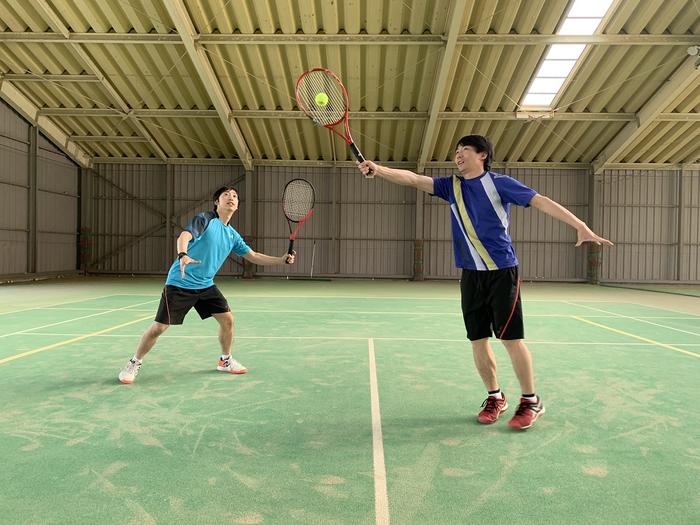ブリヂストンスポーツアリーナ久留米 テニススクール コーチたち