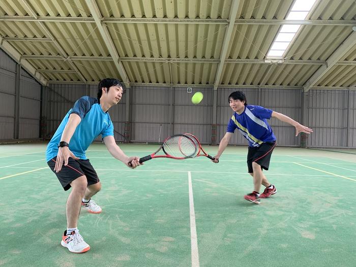 ブリヂストンスポーツアリーナ久留米 テニススクール 無料体験レッスン・見学