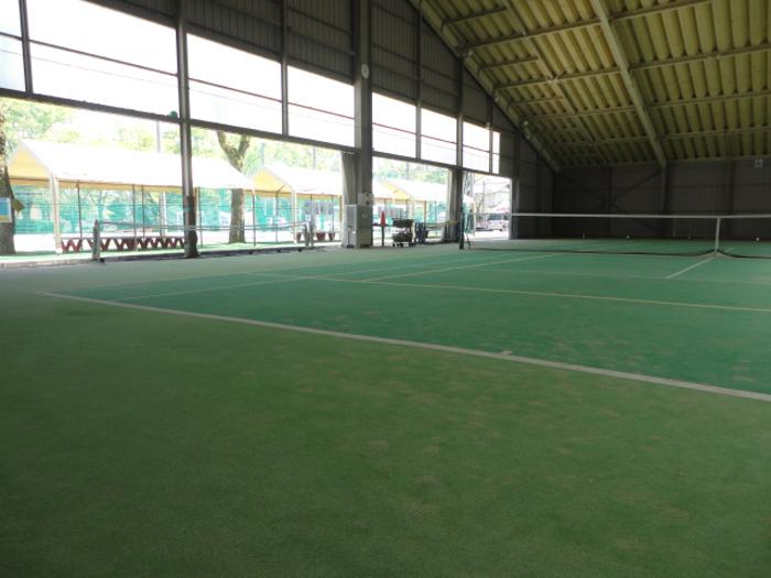 ブリヂストンスポーツアリーナ久留米 インドアテニスコート