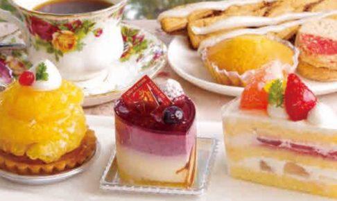 銀のすぷーん久留米本店 スペシャルケーキセット ジェラート・焼菓子食べ放題!