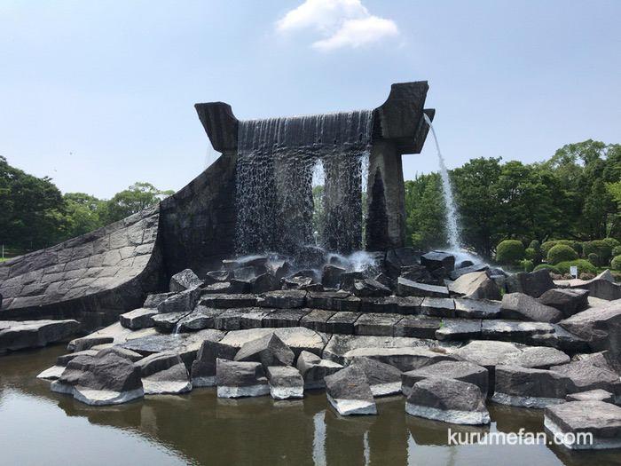 久留米市出身 豊福知徳さんが死去 中央公園 愛の泉など手がけた世界的彫刻家