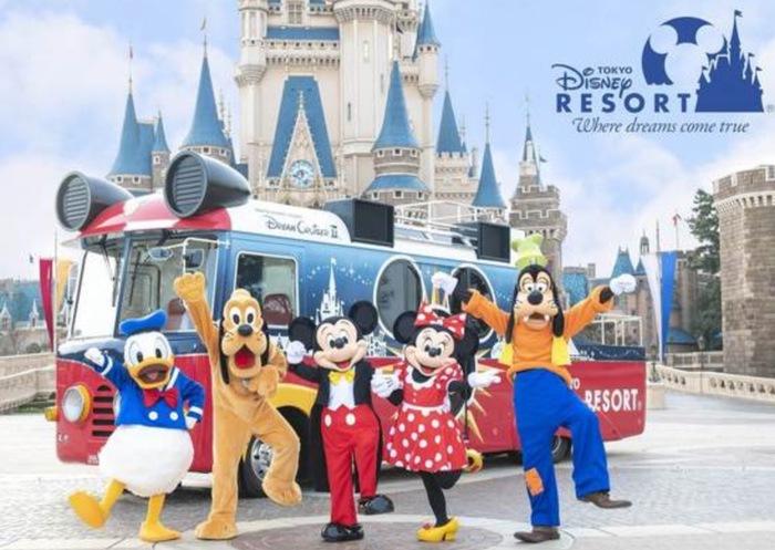 佐賀市でディズニーパレード決定!バルーンフェスタ40回記念大会イベントで