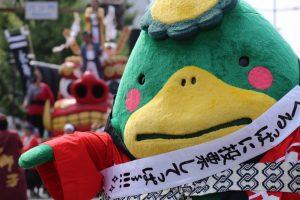 ゆるキャラグランプリ2019 久留米市「くるっぱ」がエントリー 最後の挑戦!