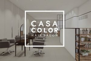 CASA COLOR(カーサカラー)イオン甘木店 福岡初出店 カラー専門店