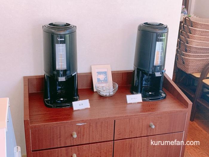 銀のすぷーん 久留米本店 スペシャルケーキセット 紅茶とコーヒー
