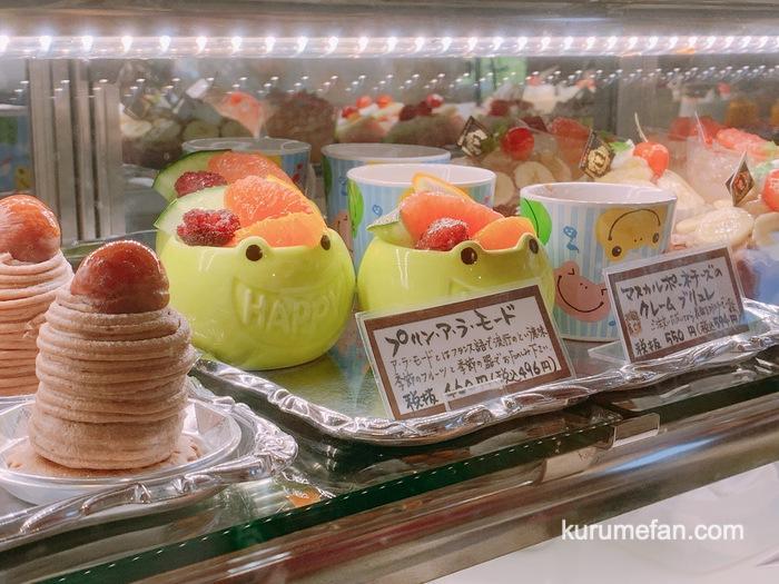 銀のすぷーん 久留米本店 スペシャルケーキセット ケーキ