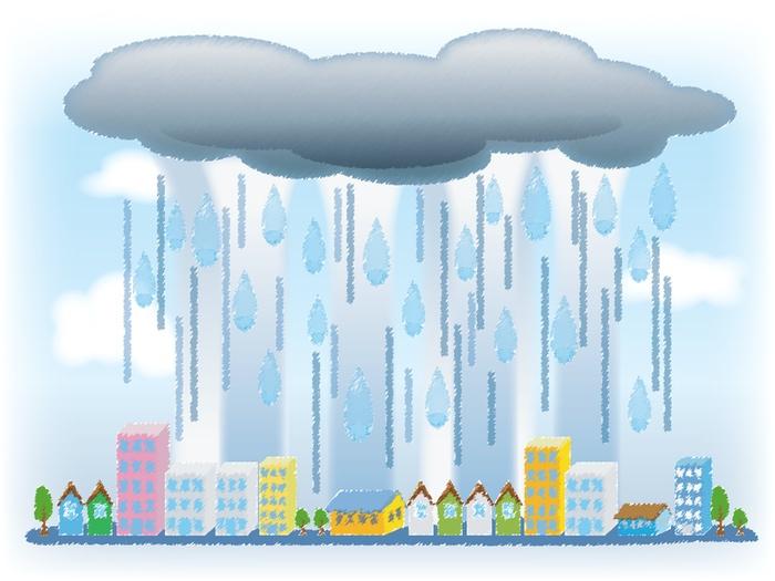 九州北部地方 今晩から大雨になる恐れ 注意を呼びかけ