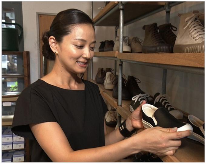 NHK イッピン選「疲れない!楽しい!スニーカー 久留米の靴」再放送