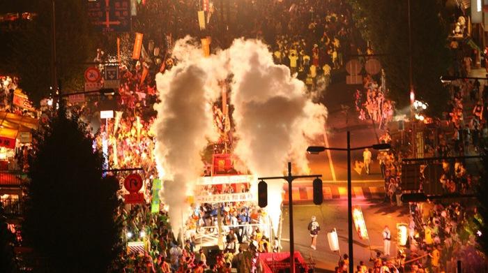 水の祭典 久留米まつり 歩行者天国!一万人のそろばん総踊り 夏の一大イベント