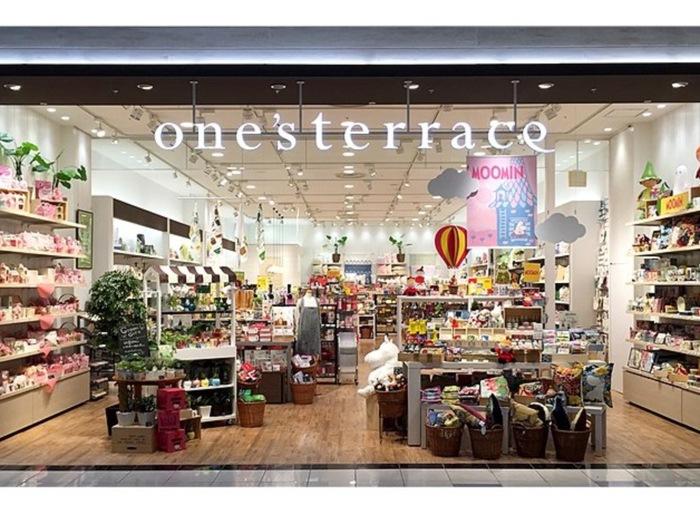 one'sterrace ゆめタウン久留米 おしゃれ生活雑貨店が9月上旬オープン