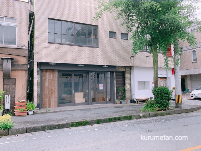 KURUMEジェラートカフェ 店舗場所