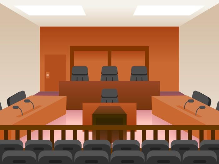 久留米市の銀行 拳銃強盗未遂事件 男に懲役12年の判決