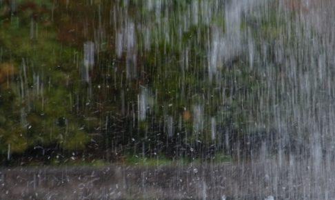筑後地方 7月3日朝から4日にかけ大雨になるおそれ