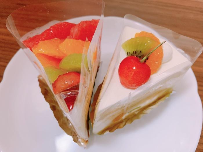 久留米市 みのりの森ケーキ