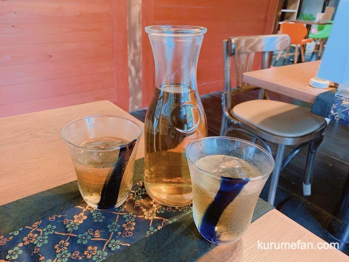 お茶とお食事処 森山 鳥栖店 テーブル席