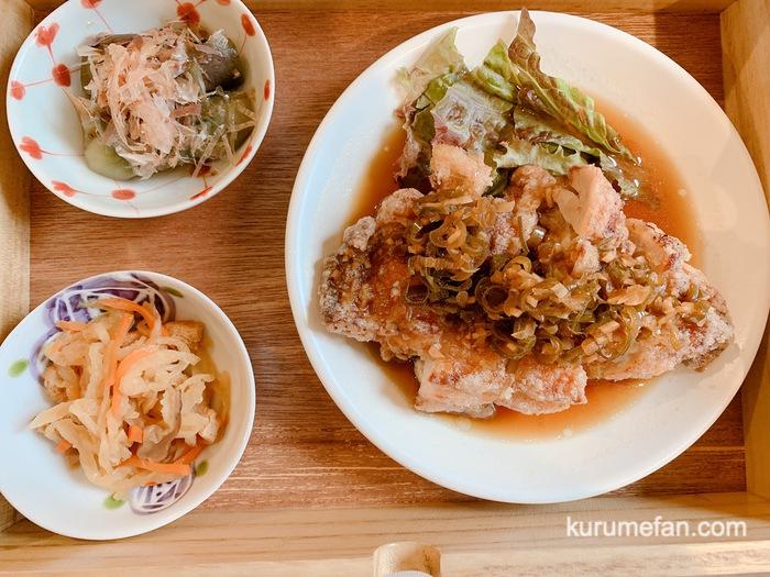 カフェ食堂 Otogi きまぐれランチ(油淋鶏)