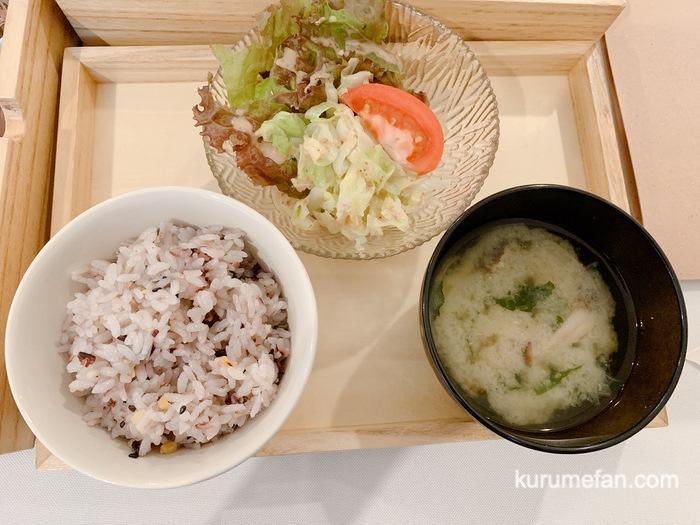 カフェ食堂 Otogi きまぐれランチ(スコッチエッグ)