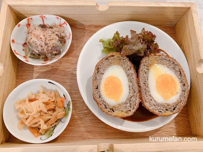 カフェ食堂 Otogi 久留米にある小さなカフェで美味しい気まぐれランチ