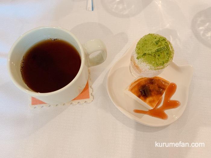 カフェ食堂 Otogi ドリンク&ぷちスイーツセット