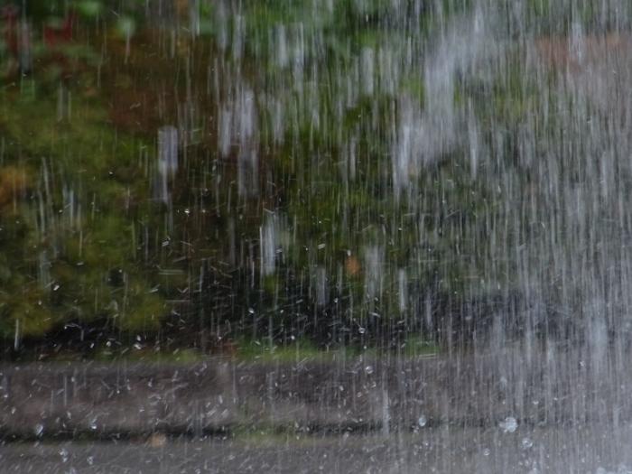 久留米市 大雨警報(土砂災害)筑後地方では河川の増水に警戒