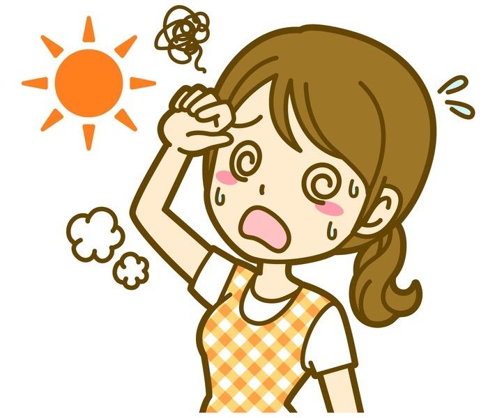 久留米市 今日の最高気温 全国1番の暑さ!38.4度 猛暑日続く【熱中症注意】